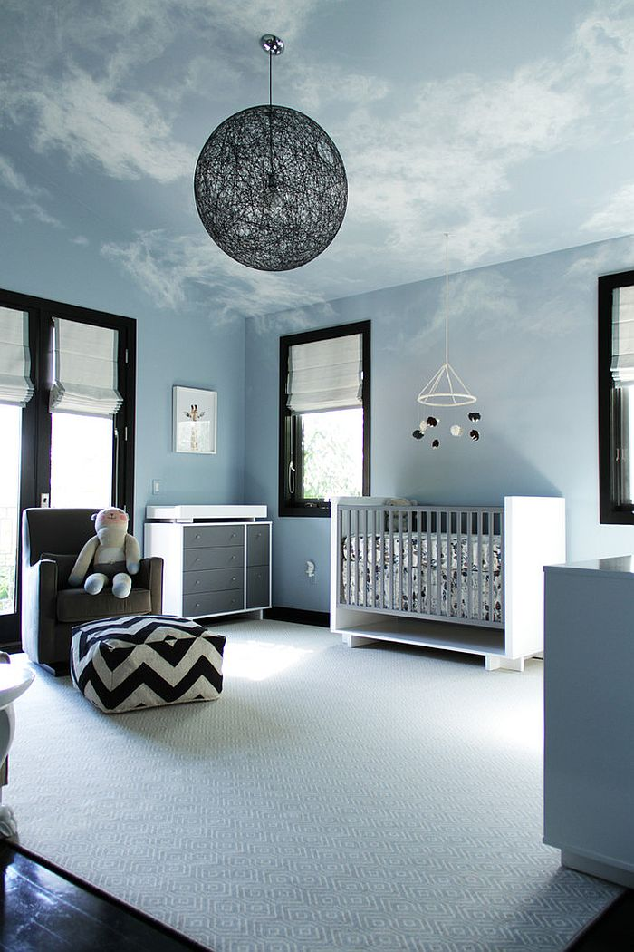 35 wonderful nursery design ideas - loombrand Baby Room Design Ideas